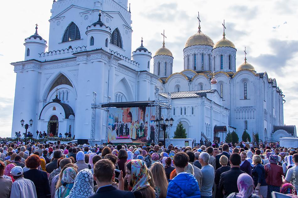 800 лет Владимирской епархии