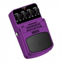 BEHRINGER OD 100 OVERDRIVE/DISTORTION | ARTIST-PRO